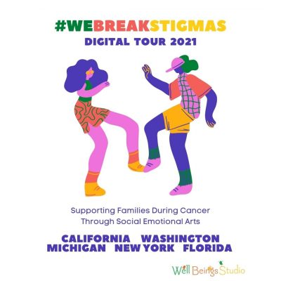 #WeBreakStigmas Webinar: The Arts and Cancer-Impac...