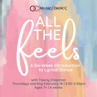 Lyrical Dance Class