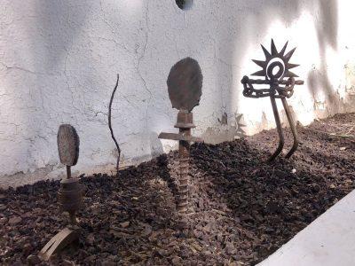 Jimmy Centeno Untitled Sculpture