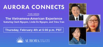 Chance Theatre presents Aurora Connects