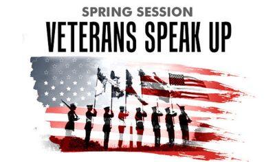 Spring Session:  Veterans Speak Up