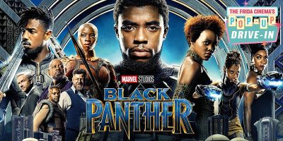 Drive-In Cinema:  Black Panther