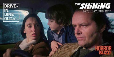 Drive-In Cinema: The Shining