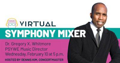 Pacific Symphony Mixer