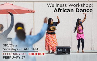 African Dance Fitness @ Argyros Plaza