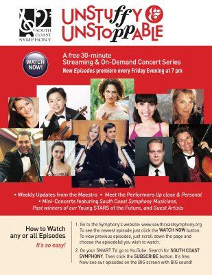 Unstuffy Unstoppable Symphony Concerts