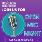 Open Mic Night with ALC