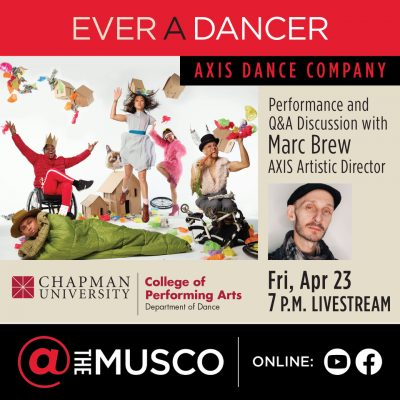 Ever A Dancer - Axis Dance Company