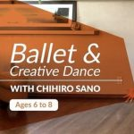At Home: Ballet and Creative Dance for Children