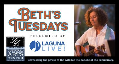 Live Music:  Beth's Tuesday