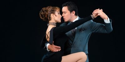 Live Dance:  Tango Romantica