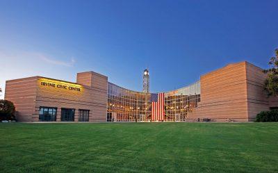 TEMPORARILY CLOSED: Irvine Civic Center