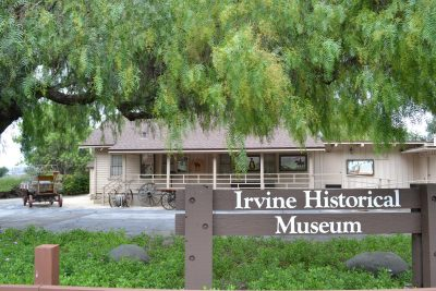 TEMPORARILY CLOSED - Irvine Historical Museum