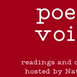 Muzeo Live:  Poetic Voices