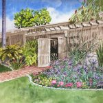Virtual Newport Beach Garden Tour