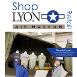 Watch or Listen to Lyon Air Museum