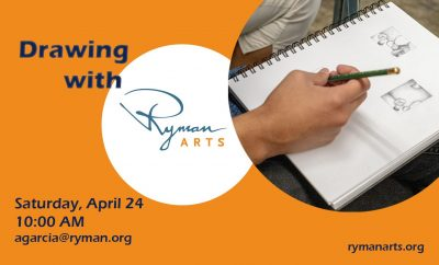 Drawing with Ryman Arts