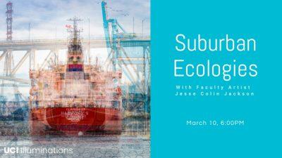 Suburban Ecologies by Jesse Colin Jackson