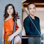 Alisa Weilerstein, cello & Inon Barnatan, piano