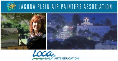 LPAPA/LOCA Paint Together with Wendy Wirth