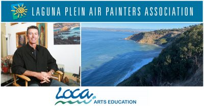 LPAPA/LOCA Paint Together with Michael Obermeyer