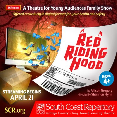"""Red Riding Hood""--Streaming Young Audiences Play"