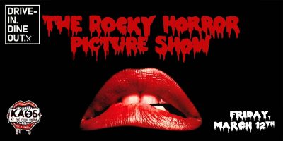 The Rocky Horror Picture Show drive-In screening