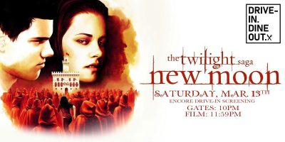 The Twilight Saga: New Moon – Drive-In Screening