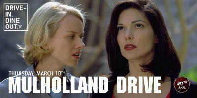 Mulholland Drive 20th Anniversary – Drive-In Screening