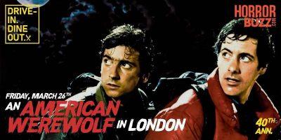 An American Werewolf in London – Drive-In Screening