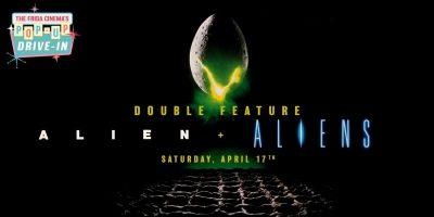 Drive-In:  Alien + Aliens