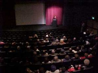 Huntington Beach Public Library Theater