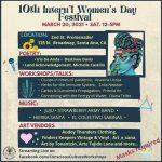 DTSA:  International Women's Day Festival