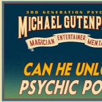 Michael Gutenplan:  The Magic Mentalist