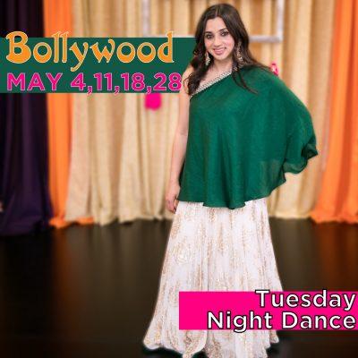 Bollywood Dance Class @ Argyros Plaza