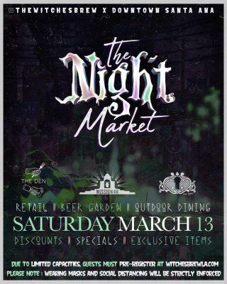 DTSA:  Night Market