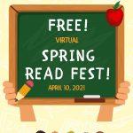 Free Virtual Spring Read Fest