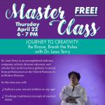 Online with Dr. Lesa Terry