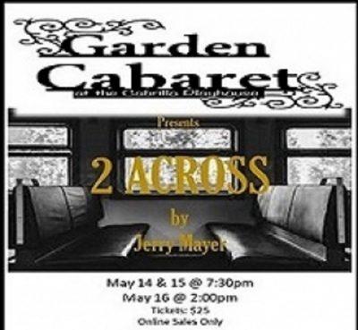 Garden Cabaret: 2 Across