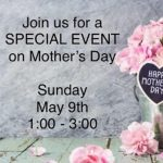 Create Mother's Day Memories