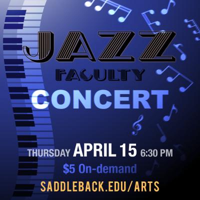 Jazz Faculty Concert