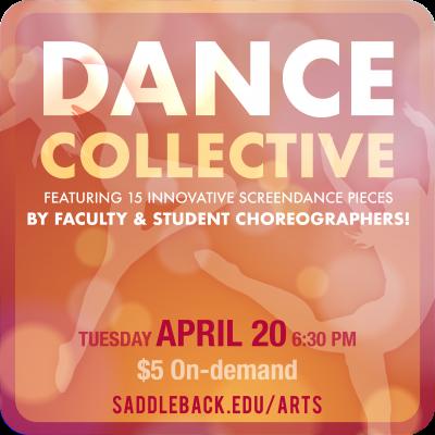 Saddleback College:  Dance Collective
