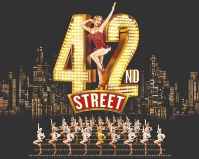 From London's West End:  42nd Street