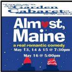 Garden Cabaret:  Almost Maine