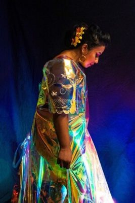 Jaana Baker: Poppies and Sampaguitas