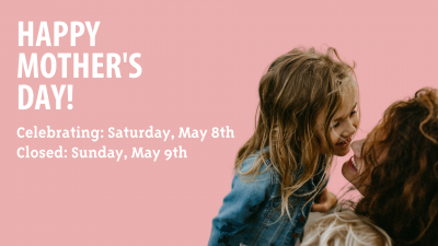 Mother's Day at Pretend City