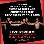 IVC Dance Master Class Series