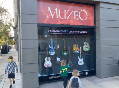 Yamaha Cares with Muzeo