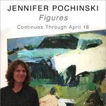 Jennifer Pochinski at Sue Greenwood