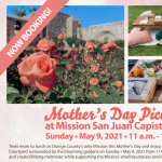Mother's Day Picnics at the Mission